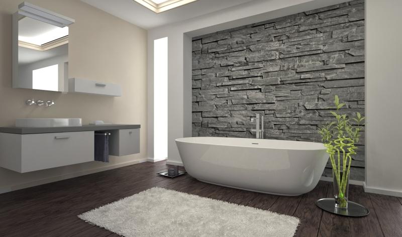 Badkamer gyproc tegels - Wanddecoratie badkamertegels ...