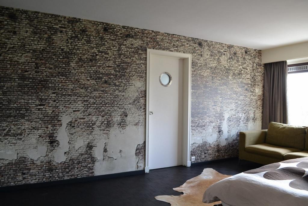 Reno id jeugd en slaapkamer reno id - Slaapkamer met behang ...